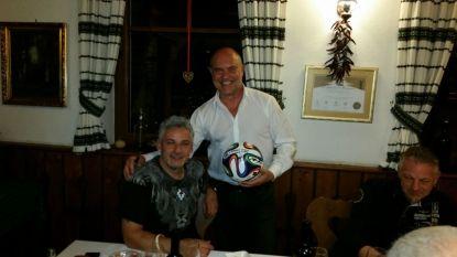 Roberto Baggio olasz válogatott labdarúgó