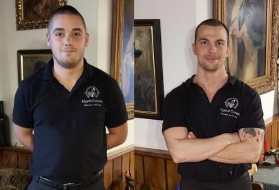 Felszolgálók: Gyenes Ferenc, és Pottondi Krisztián